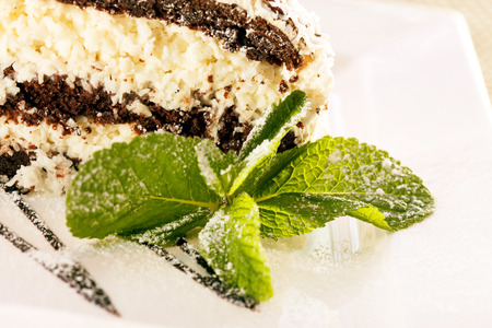 coconut cake photo