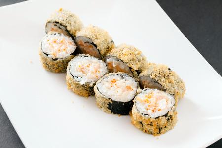 grig: tasty sushi Stock Photo