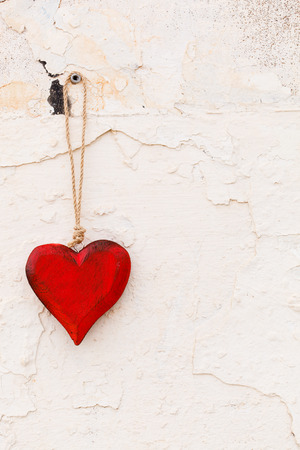 humanly: wooden heart