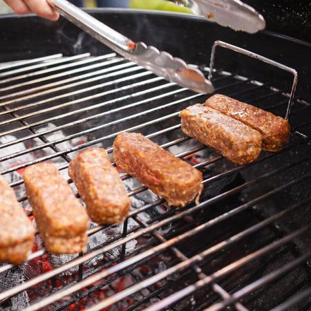 donner: grilled kebab