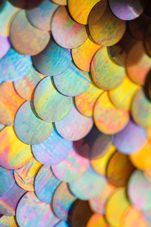 sequins pattern texture photo