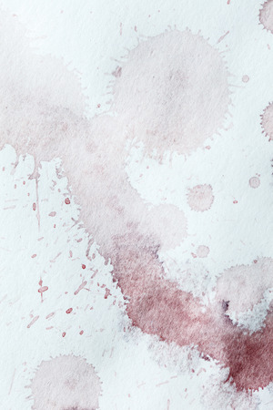 stain: wine stain Stock Photo