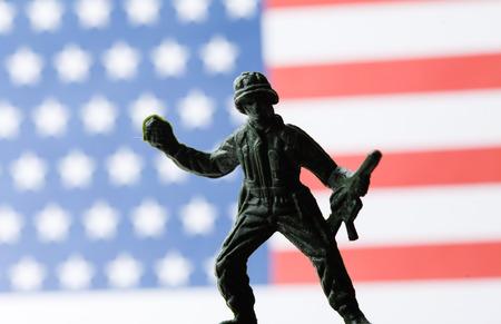 trooper: american soldier