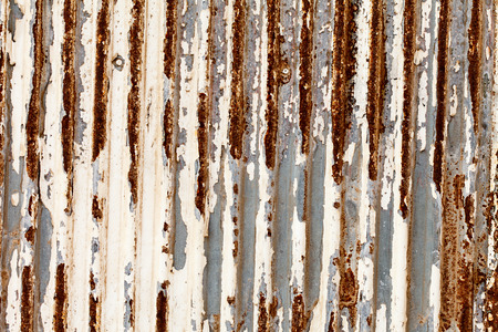 rusty metallic frame texture photo