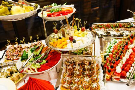 salad buffet: tasty appetizer