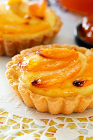 apricot: apricot tart