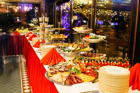 christmas catering: tasty appetizer