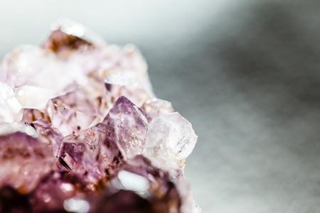 amethyst rough: Raw amethyst rock