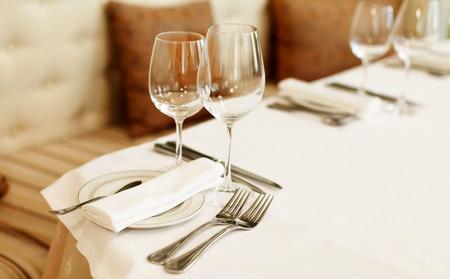 místo: interiér restaurace