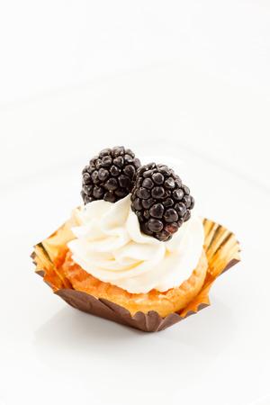 blackberry: blackberry tart
