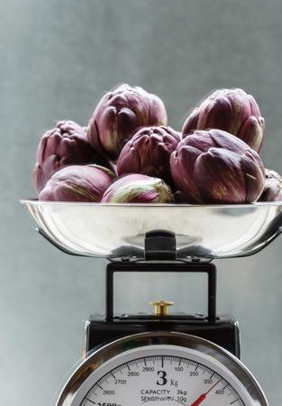 artichoke: Purple Artichoke