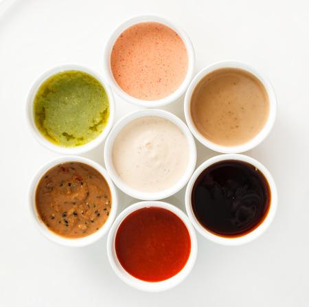 sauces: different sauces