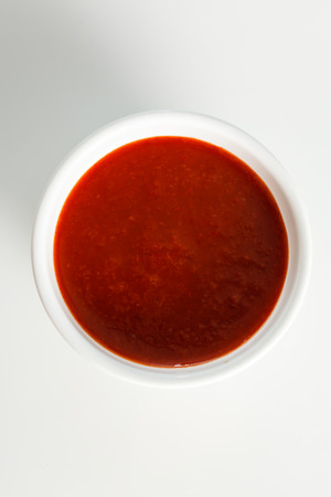 catsup: red sauce