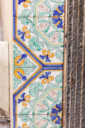 abreast: old tile