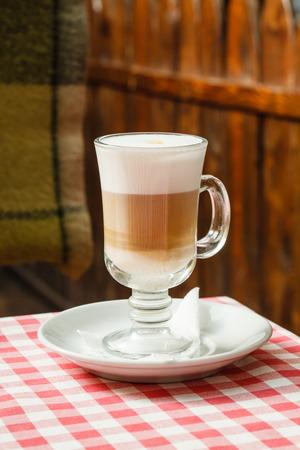 macchiato: coffee macchiato
