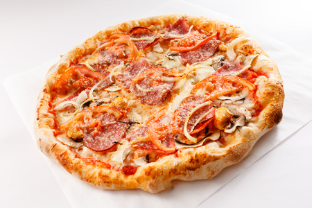 おいしいピザ