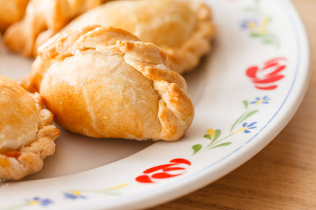 traditionally russian: stuffed pies