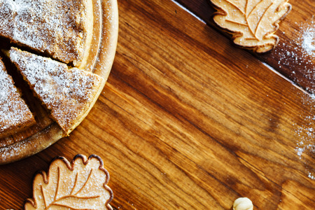 slits: autumn cake