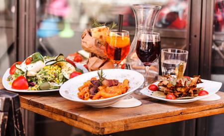 summer food: Italy food