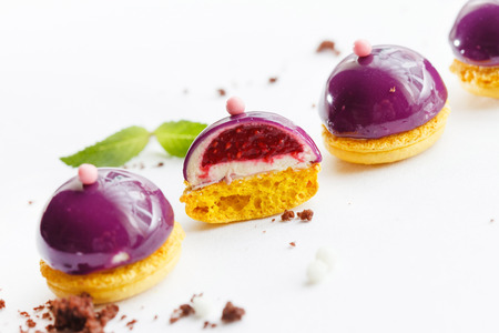 pastry: french pastry