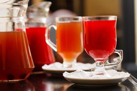 cowberry: summer drink