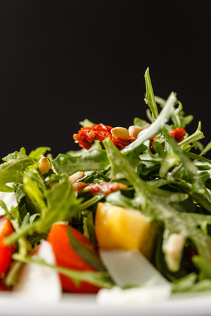 roquette: salad with arugula