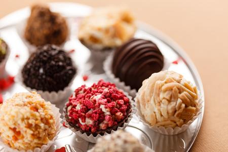 chocolate candy 免版税图像