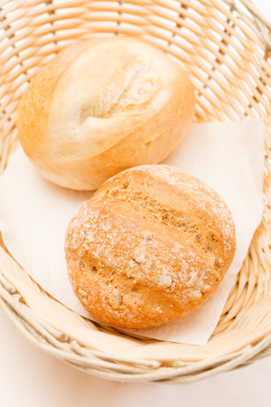 food staple: buns in the basket
