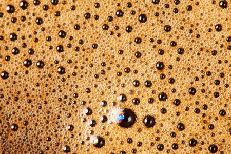 coffee foam texture Reklamní fotografie