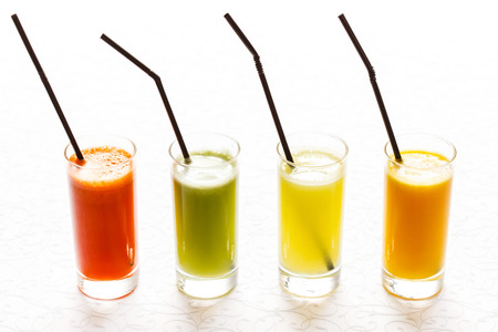 cleanse: fresh juices
