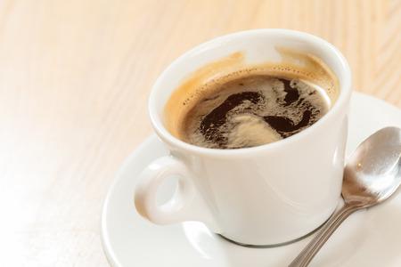 cup of coffee Foto de archivo