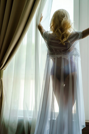 セクシーな女性 写真素材
