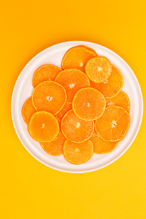 mandarin: fresh mandarin