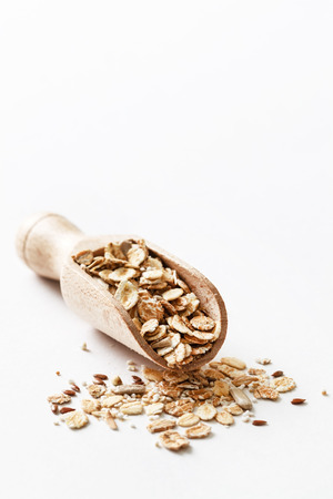 muesli: muesli with amaranth