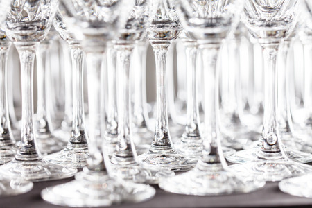 empty: empty glasses