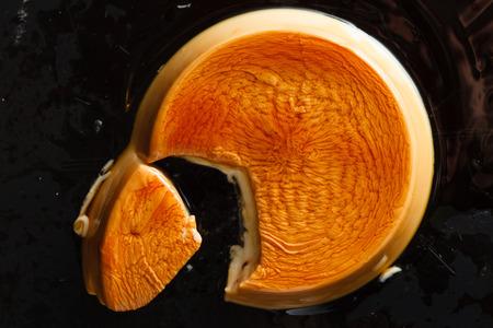 panna: Italian panna cotta