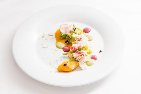 gourmet food: gourmet food Stock Photo