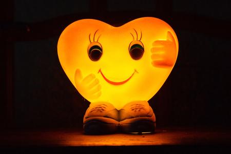 infatuation: happy heart