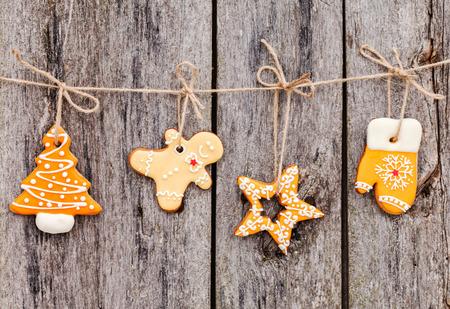 Christmas Cookie Standard-Bild - 45035313