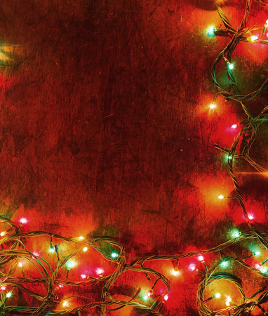 rustic christmas: Christmas background