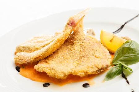 schnitzel: Vienna schnitzel