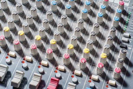 audio: audio mixer