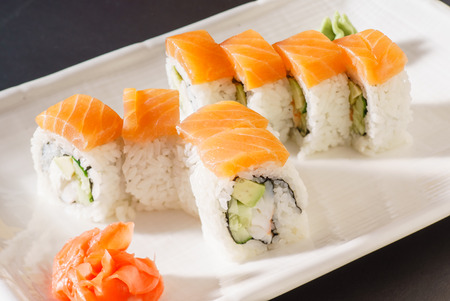 sabroso: sushi sabroso