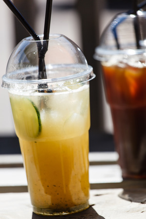 zomers drankje: summer drink