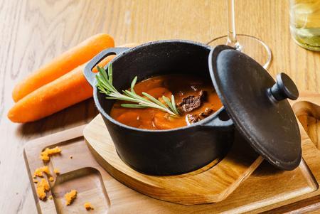 judias verdes: sopa de invierno
