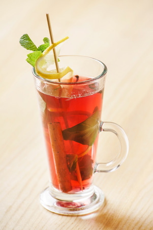 punch spice: tasty cocktail