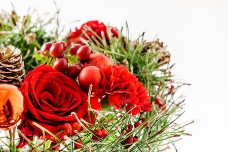 winter bouquet 版權商用圖片