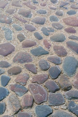 ceske: Stone paving texture