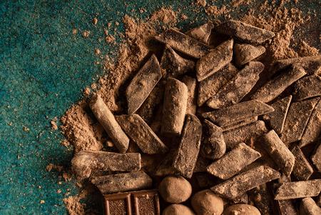 caloric: chocolate