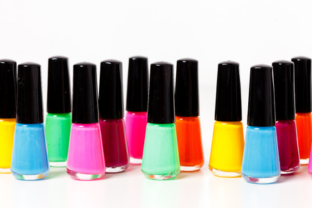 fangle: nail polish bottles